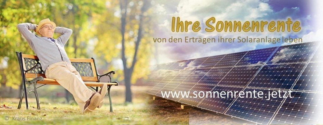 Geldanlage solar