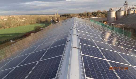 Solar-Direktinvestment in Apolda ist am Netz