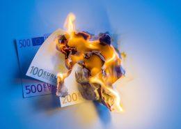 Die Deutschen verlieren 200 Mrd EUR