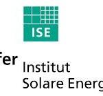 Das Bild zeigt das Logo der Fraunhofer Solare Energiesysteme