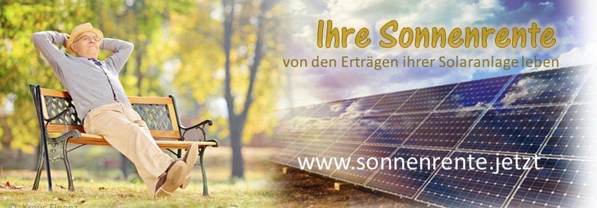 Solaranlagen sind die beste Geldanlage