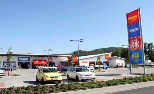 Der Aschaff Center in Goldbach bei Aschaffenburg ist ein erfolgreicher Immobilienfonds der Kraus Finanz aus Alzenau