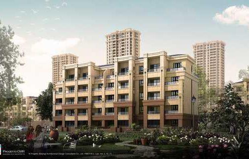 Planung der Stadthäuser ESI China 2