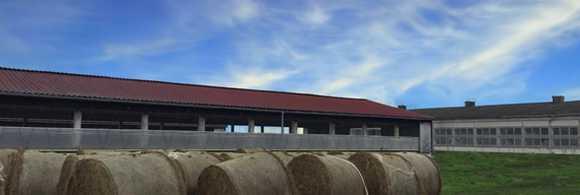 Der Bau der Solaranlage in Mahlwinkel hat begonnne