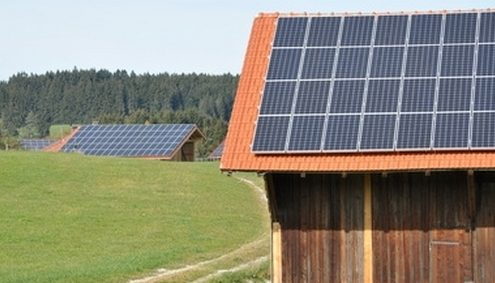 Geldanlage in Solaranlagen ist sinnvoll und rentabel
