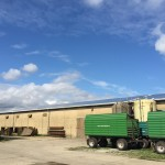 Neues Solarprojekt in Schöna fertiggestellt